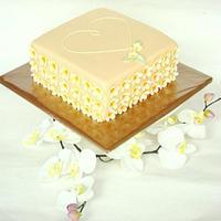 Birtday cake Flowers