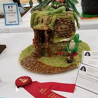 National Capital Area Cake Show Submission