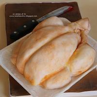 chicken cake by le delizie di ve