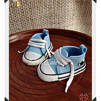 Baby Converse Topper