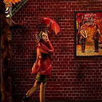 SweetAutumnCollaboration2016 - Autumn girl by LonsTaartCake