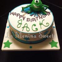 A Monster of a 1st Birthday by Cristi