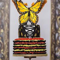 All Things Nice Collaboration   Butterfly dress
