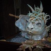 Fantastic Beasts :murtlap a project unicorn collaboration