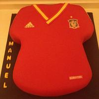 Spanish Football Jersey