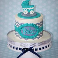A cake called BABY