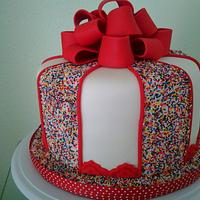 Bows and sprinkles