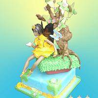 always be with you (Fairies cake)