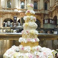 Christiana's cake