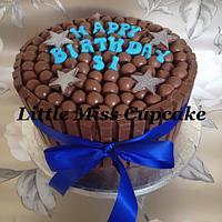 Choccy cake by Jenna