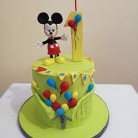 Mickey for Stefan
