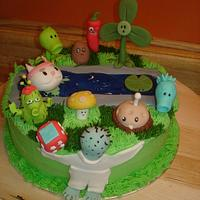 Plants vs zombies by Shelly- Sweetened by Shelly