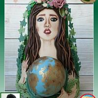 UNSA ACTS OF GREEN COLLABORATION- Mother Earth protecting her baby