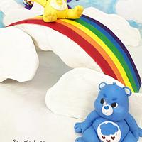 Care Bears Childhood Memories Collaboration
