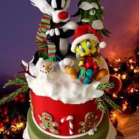 """Meowy Christmas, folks!"""