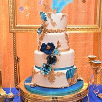 Baroque Wedding Cake