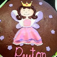 Fairy Princess by Dawn Henderson