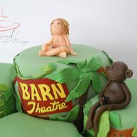 Tarzan Cake