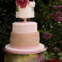 Penelope Wedding Cake