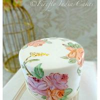 Another Painted Cake