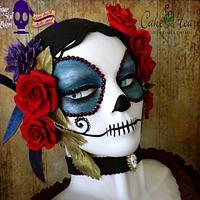 La Calavera Catrina ~ Sugar Skull Bakers 2014
