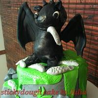 how to train a dragon toothless