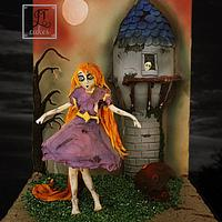 Zombie Rapunzel - The Sugar Zombies Collab