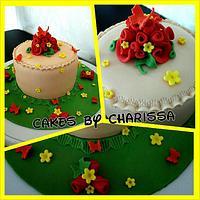 Spring cake by Take a Bite