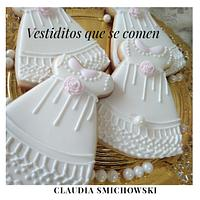 Cookies vestiditos