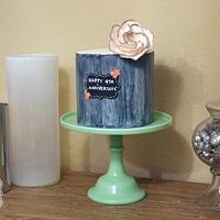 My Anniversary cake