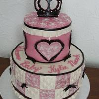 Baby Shower by Justbakedcakes
