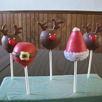 Reindeer Pops by Heather