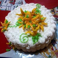 ANOTHER WILTON'S CAKE by Maythé Del Angel
