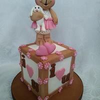 Cute Valentine teddybear 💖
