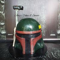Boba Fett Helmet- Star Wars