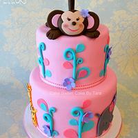 Cute lil monkey baby