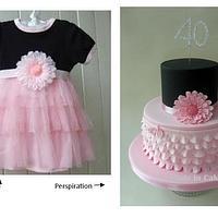 Pink & Black by June