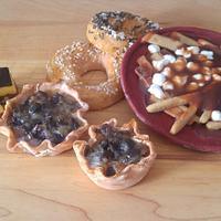 Bakerswood Food Cake Challange