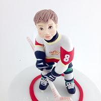 Ice Hockey by tomima