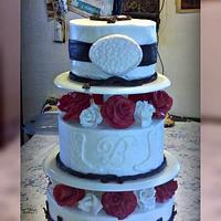 Western Wedding by Charis