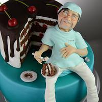 Doc´s Cake Topper