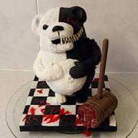 Monokuma cake