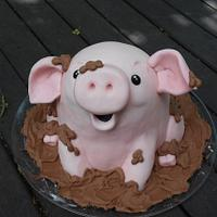 This little Piggy.... by Alli