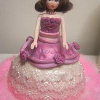 My Barbie Cake