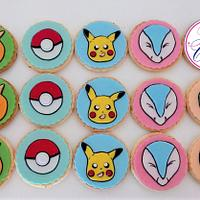 GALLETAS - POKÉMON