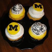 Mizzou Cupcakes! by Rosalynne Rogers