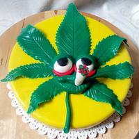 marihuana cake