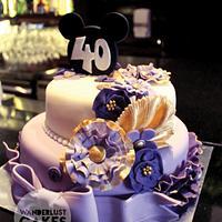 Fashionista Mickey