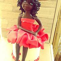 my litel girl doll