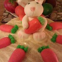 Easter carrot cake :)
